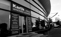 Autokomis - Poznań - Firma Karlik: Autoryzowany Dealer Honda,Volvo,Jaguar,Hyundai,Peugeot,Land Rover