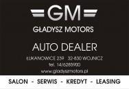 Autokomis - Łukanowice - GŁADYSZ MOTORS Auto Dealer & Serwis