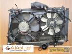 chłodzenie, klimatyzacja chłodnica silnika Volvo S40/V40/turbo benz./chłodnica chłodnice