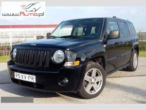 Jeep Patriot 2.4 170 koni 4X4 LIMITED Skóra m 2.4