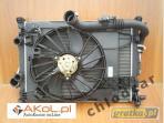 chłodzenie, klimatyzacja chłodnica silnika Renault Megane Scenic chłodnice komplet NOWE